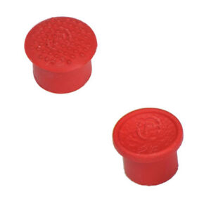 2PCS Original Lenovo ThinkPad Laptop TrackPoint Red Cap Pack 2 Style Soft Dome