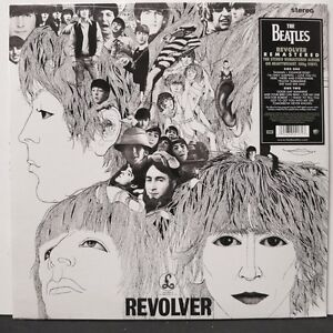 THE-BEATLES-Revolver-Stereo-Remastered-180g-Vinyl-LP-NEW-SEALED