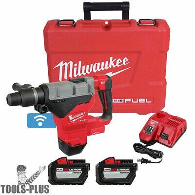 Milwaukee 2718-22hd M18 Fuel 1-34 Sds Max Rotary Hammer W One Key Kit New