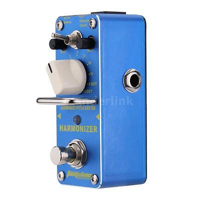 AROMA Harmonizer Harmonist/Pitch Shifter Electric Guitar Effect Pedal G6A9