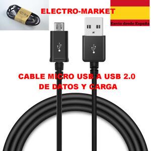 1M CABLE Micro USB Cable para Samsuang Galaxy S6 S7 S3 Borde S4 S2 - España - Se aceptan devoluciones - España