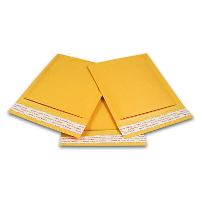 25 T 5x7 Ecoswift Brand Kraft Bubble Mailers Padded Shipping Envelopes 5 X 7