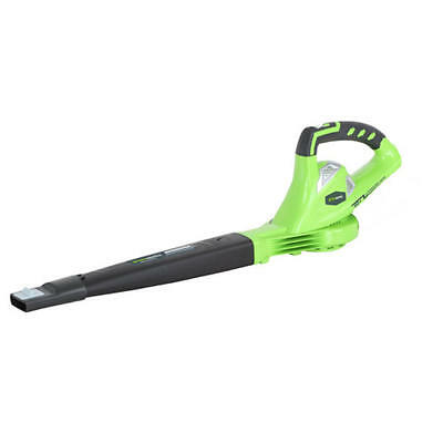 Cordless Electric Leaf Blower Battery Powered Lightweight Handheld 2 Speed 40V