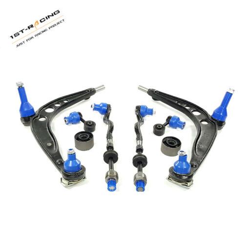 Front Control Arm Tie Rod Suspension Kit For BMW Models Z3 E36 318 328 323 325