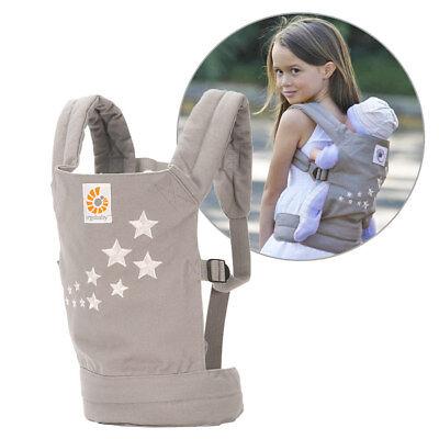 Ergobaby Puppentrage Kindertrage Puppenzubehör Puppenwagen - Galaxy Grey (Dc Tragen)