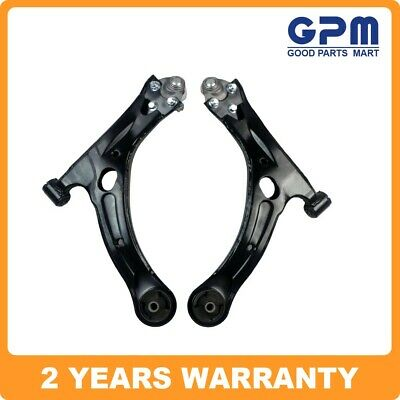 Suspension Control Arm Kits Wishbone Front L R Fit For Toyota Avensis T25 03-08