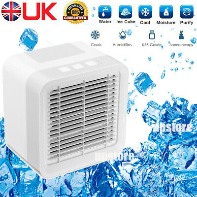 3in1 Air Cooler Portable Air Conditioner Humidifier Purifier Cooler Fan UK STOCK