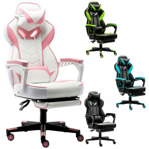 Racing Gaming Chair High Back Executive Ergonomic Adjustable