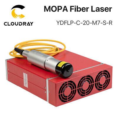 Jpt Mopa Pulse Width Fiber Laser Module 20w With Red Dot For Fiber Laser Machine