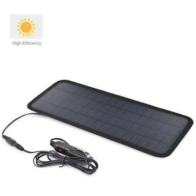 Solar powered car auto lancha moto mantenedor cargador bateria de 12V UP segunda mano  Embacar hacia Argentina