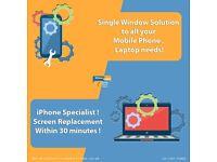 iPhone 7,6s,Plus,6,Samsung S7 Edge, Moto, OnePlus, LG Screen Repairs, Laptop Repairs Welwyn Hatfield