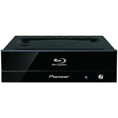 Pioneer BDR-S11J-X Ultra HD Blu-ray Burner 4K Bluray Internal Drive Japan Import