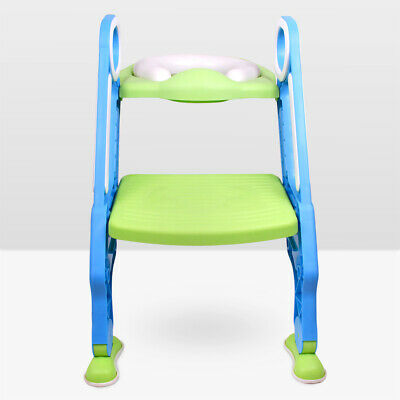Go Better Toddler Potty Training Seat With Step