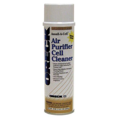 3 pk Oreck Air Purifier 19oz Assail-A-Cell Cleaner Cans.
