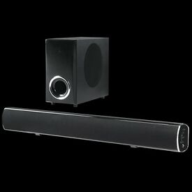 Brand New Goodmans 150W 2.1 Soundbar with Subwoofer GDSBT150OP