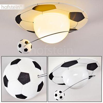 Kinder Jugend Zimmer Jungen Decken Leuchte Schlaf Raum Beleuchtung Fußball Lampe