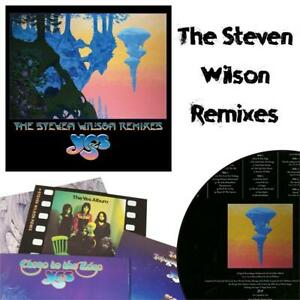 NEW The Steven Wilson Remixes (Vinyl) Condtion: New, LP Record