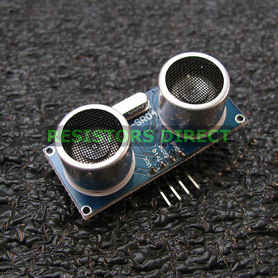 Hc-sr04 Ultrasonic Module Distance Measuring Transducer Sensor Arduino Pic Y30
