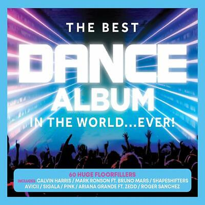 THE BEST DANCE ALBUM IN THE WORLD EVER!  (3 CD 2019) NEW &