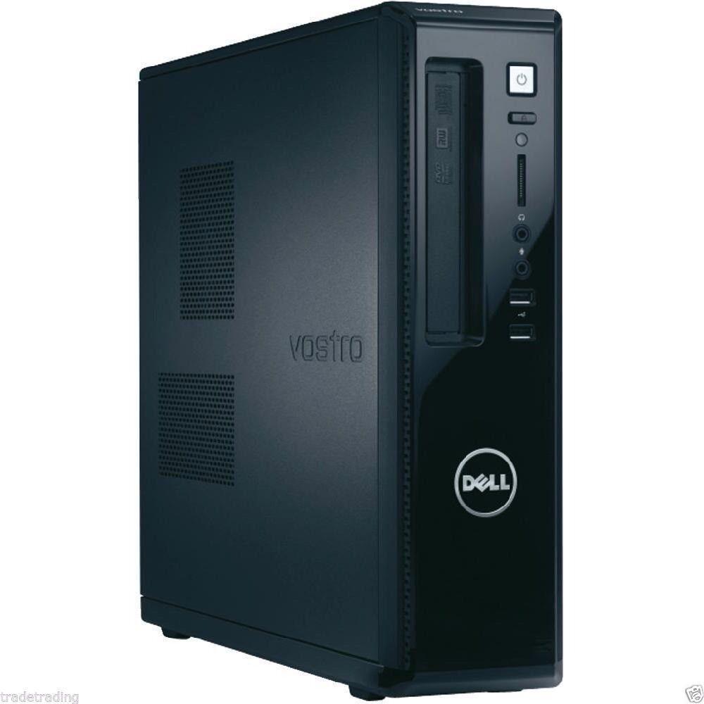 DELL VOSTRO 260 GLOSS BLACK 4GB 320GB WIFI WINDOW 7 DVDRW