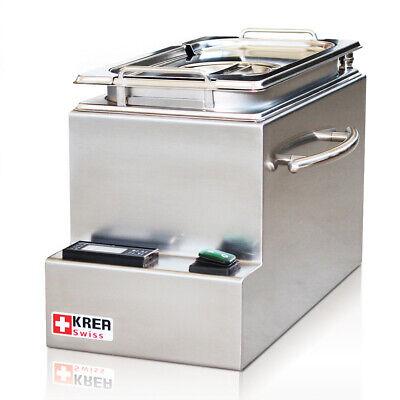 Krea Swiss 19-110-003 Cm6 Chocmelter Manual Chocolate Tempering Machine 13 Lb