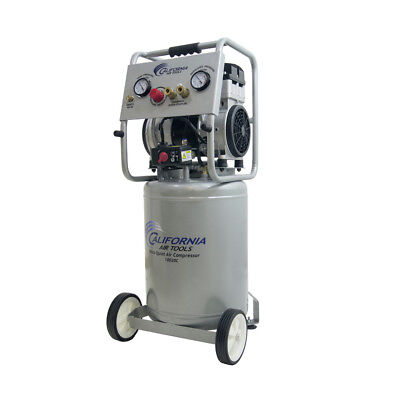 California Air Tools Cat-10020cad-22060 220v 7.5 Amp Oil-free Air Compressor New