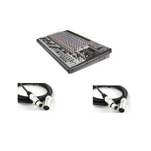 behringer eurodesk live studio mixers ebay. Black Bedroom Furniture Sets. Home Design Ideas