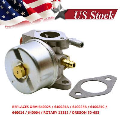 Tecumseh Go Kart Engines (Carburetor Carb for Tecumseh Go Kart 5 5.5 6 6.5HP OHV HOR Engines )