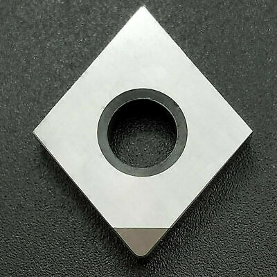 2pcs Cnmg120408 Cbn Insert For Steel Processing High Hardness Carbide Bits