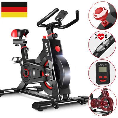 Heimtrainer Fitness Fahrrad Trimmrad Ergometer Hometrainer Indoor Bike Cardio