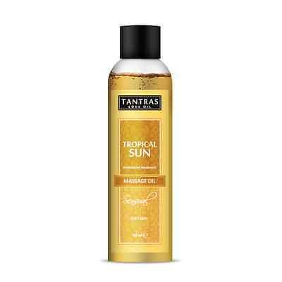 Öl Von Massage Tantras Love Öl Tropical Sun 150 ML Aphrodisiakum