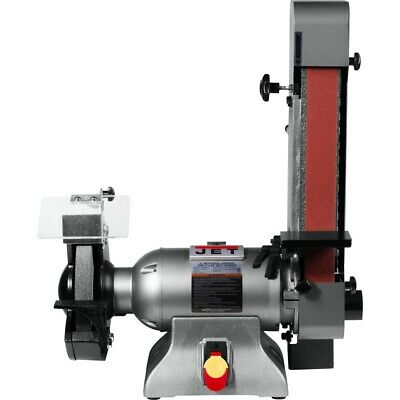 Jet 578248 Ibgb-248 8-inch Industrial Grinder And 2 X 48 Belt Sander