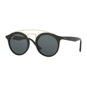 Ray-Ban RB4256 Gatsby I Men s Anti-Reflective Sunglasses with Black Gold  Frame and Green Classic Lens 9213156d9c