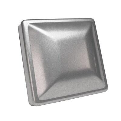 Ral 9007 - Grey Aluminum Metallic Powder Coating Powder Ral9007 1lb