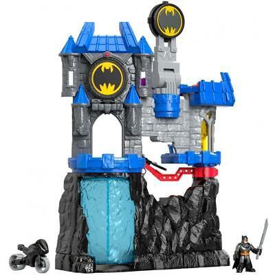 Imaginext DC Super Friends Wayne Manor Batcave, Free Shipping