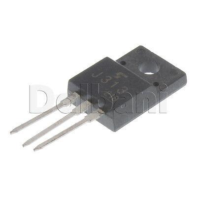 2sj313 Original New Toshiba Power Mosfet 1a 180v P-channel Si J313 3 Pin