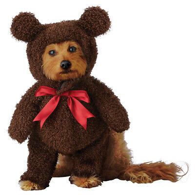 Teddy Bear Dog Halloween Costume - Dog Costumes Teddy Bear