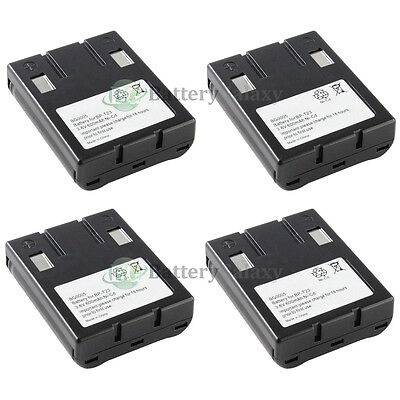 4 Cordless Home Phone Rechargeable Battery for Sony BP-T23 BPT23 BT-999 BT999