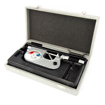 Tesa Brown Sharpe 72.109837 0-1 Mechanical Indicating Micrometer .00005 Grad