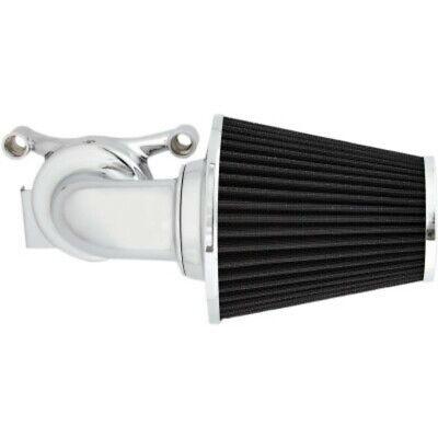 Chrome Arlen Ness Monster Sucker Air Filter Kit for Harley Twin Cam 01-17 -