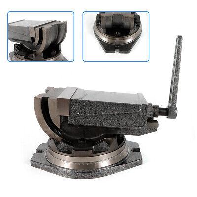 Cnc Nc Swiveling Precision Milling Vise Tilting Vise 2 Way Clamp Vise 24 Kn Max