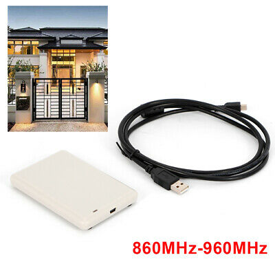 Uhf Rfid Reader Writer Usb Cable Iso18000-6b Electronic Tag Readerwritercopier