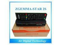 Zgemma star 2s 12 months plug and play