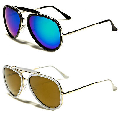 80s Mens Womens Classic Retro Vintage Fashion Designer Aviator Sunglasses Black](80s Womens Fashion)