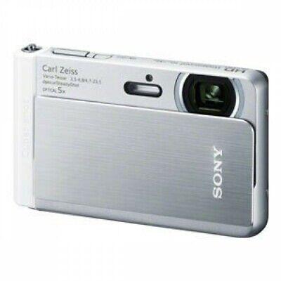 USED Sony Digital Camera Cyber-Shot Tx30 5X Optical Silver DSC-TX30-S EMS