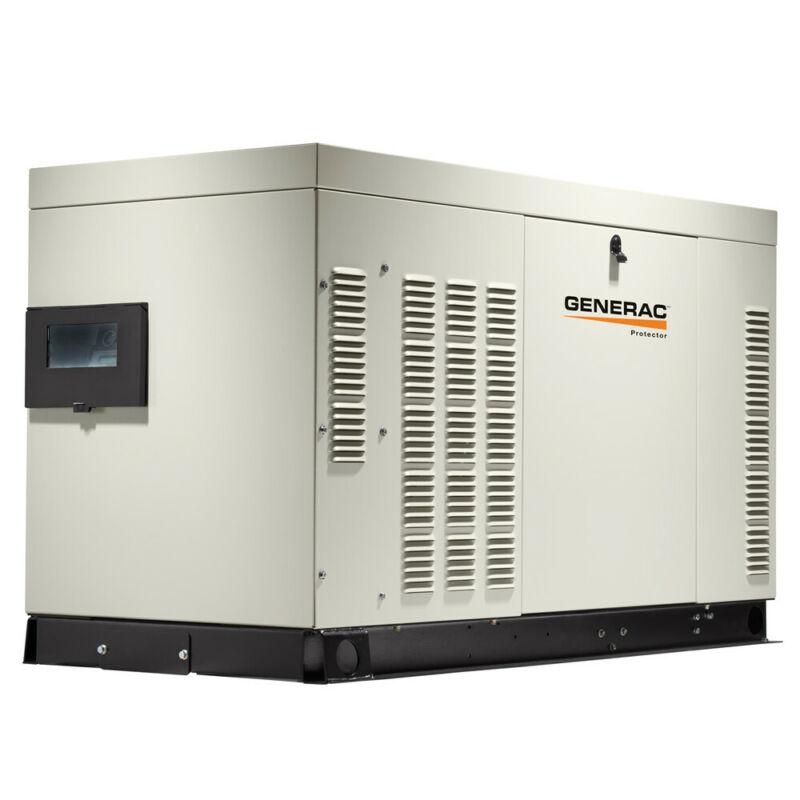 Generac Protector 30/27kW LP/Gas Alum Auto Standby Generator RG03015ANAX New