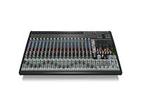 Behringer SX2442FX Eurodesk 24 Input 4 Bus Studio/Live Mixer brand new boxed