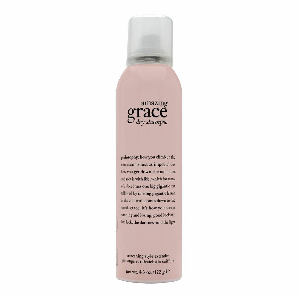 philosophy amazing grace dry shampoo, 4.3 oz