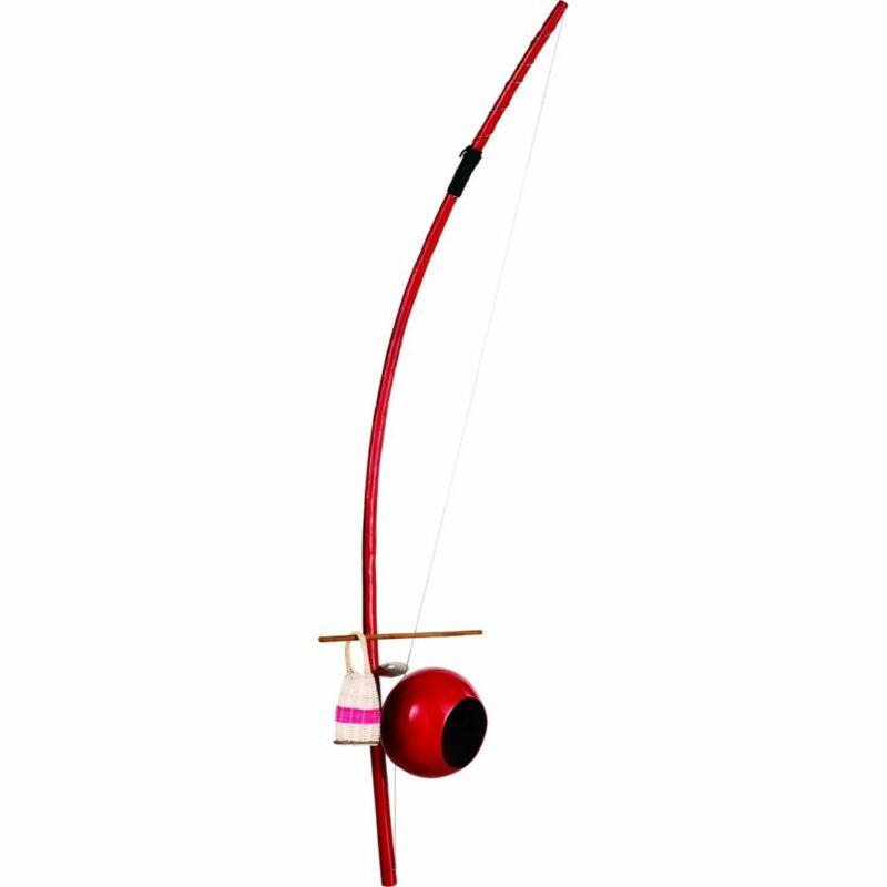 Meinl Berimbau Premium Fiberglass Red