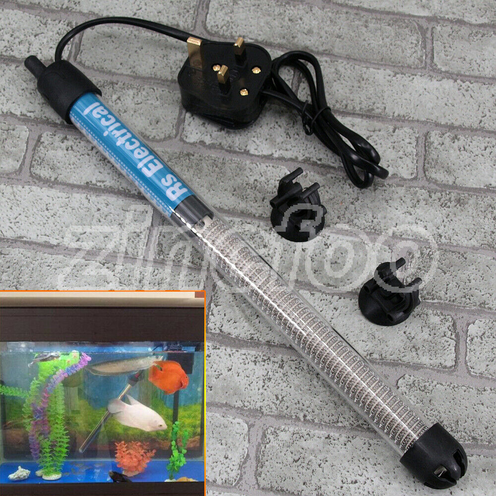 220V 25W HOME Fish Tank Heater Water